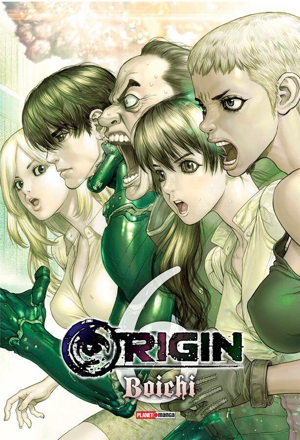 Origin - 6