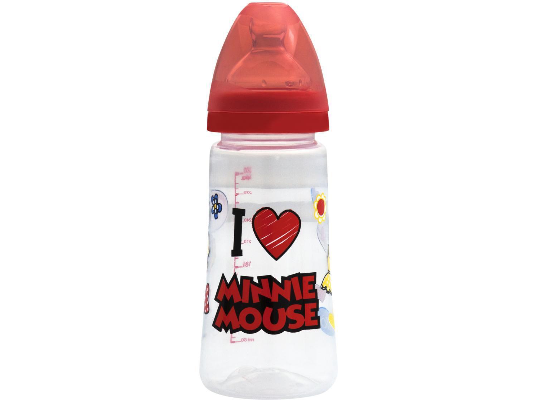 Mamadeira 300ml Lillo Disney - Minnie Mouse