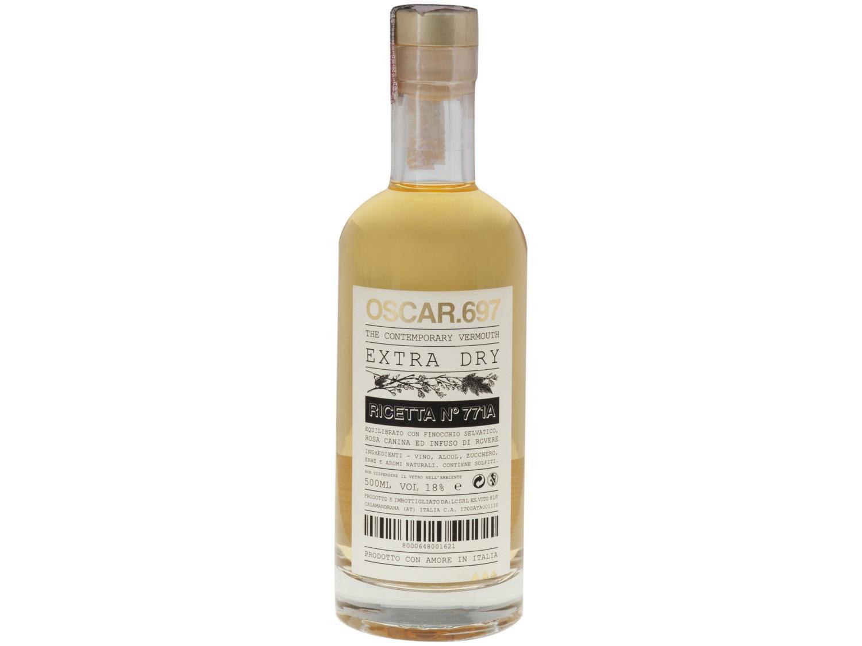 Vermute Oscar.697 Extra Dry - 500ml
