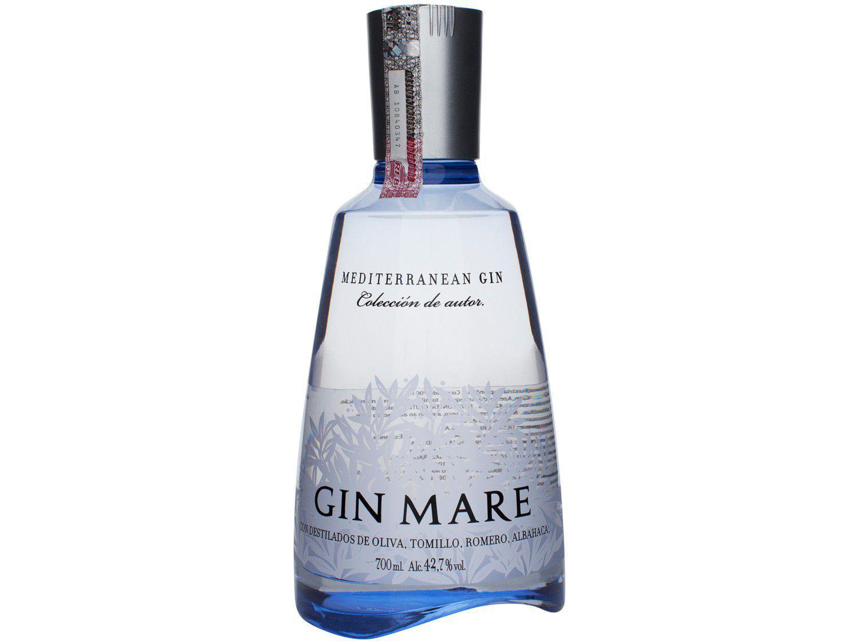 Gin Mare Artesanal Mediterrâneo - 700ml