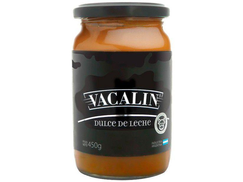 Doce de Leite Argentino Original Vacalin - Doce de Leite 450g