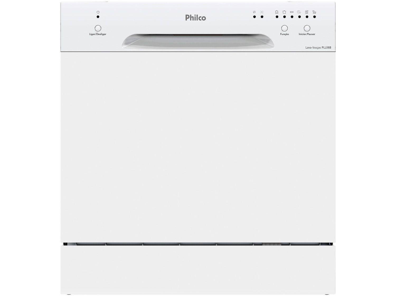Lava-louças Philco PLL08B - 8 Serviços