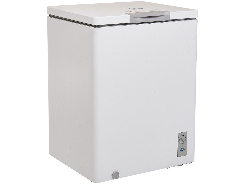 Freezer Horizontal Midea 1 Porta 150L - RCFA11
