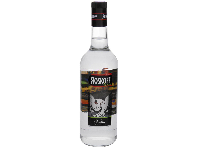 Vodka Roskoff Pura Tridestilada Brasil - 965ml