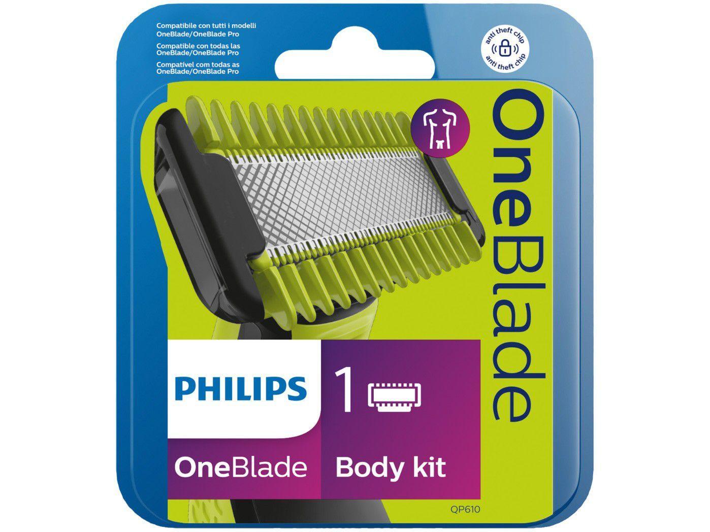 Lâmina OneBlade Philips QP610/50 1 Unidade