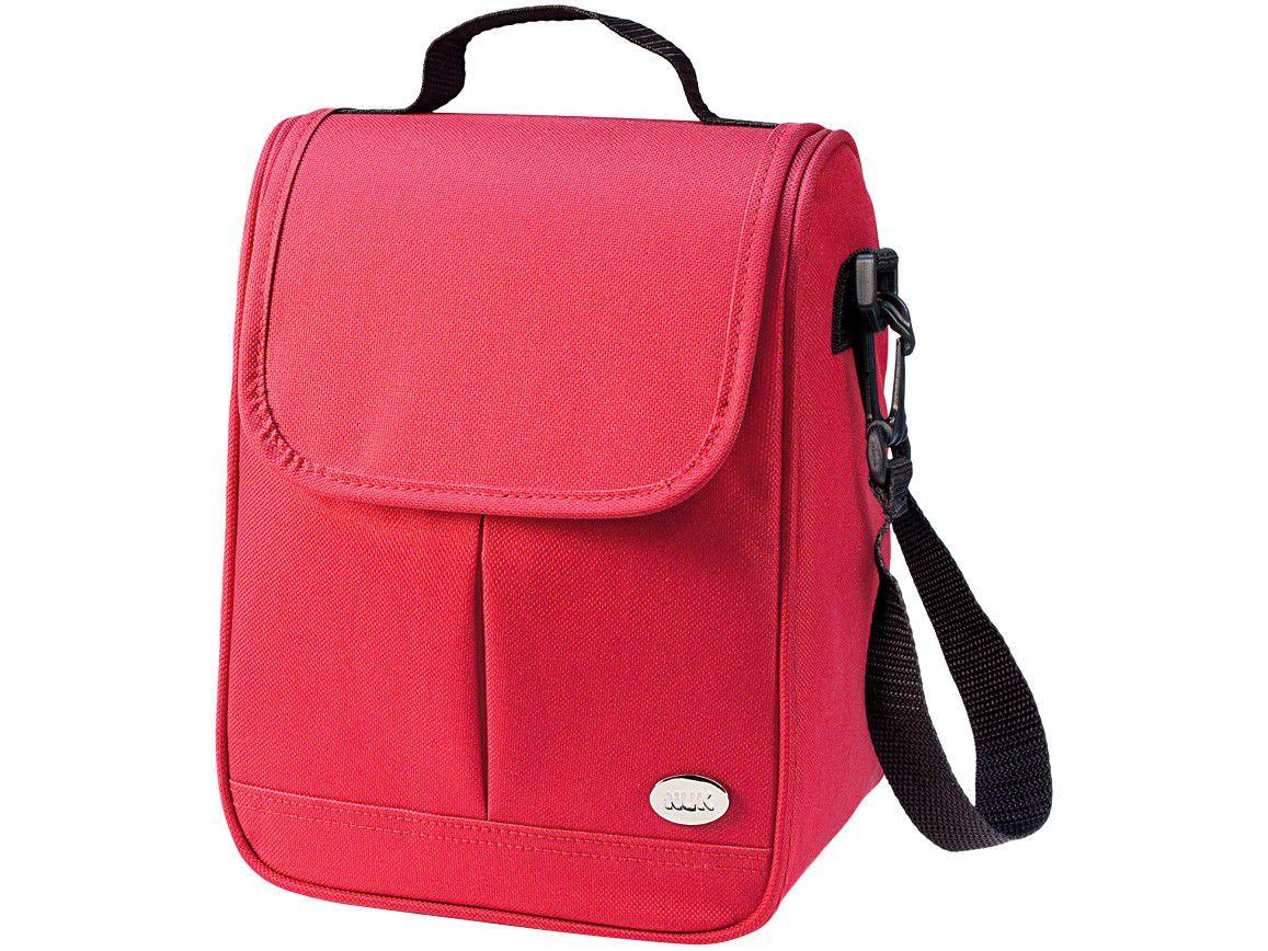 Bolsa Térmica para Mamadeira NUK - Baby Care PA700392-UV Vermelha