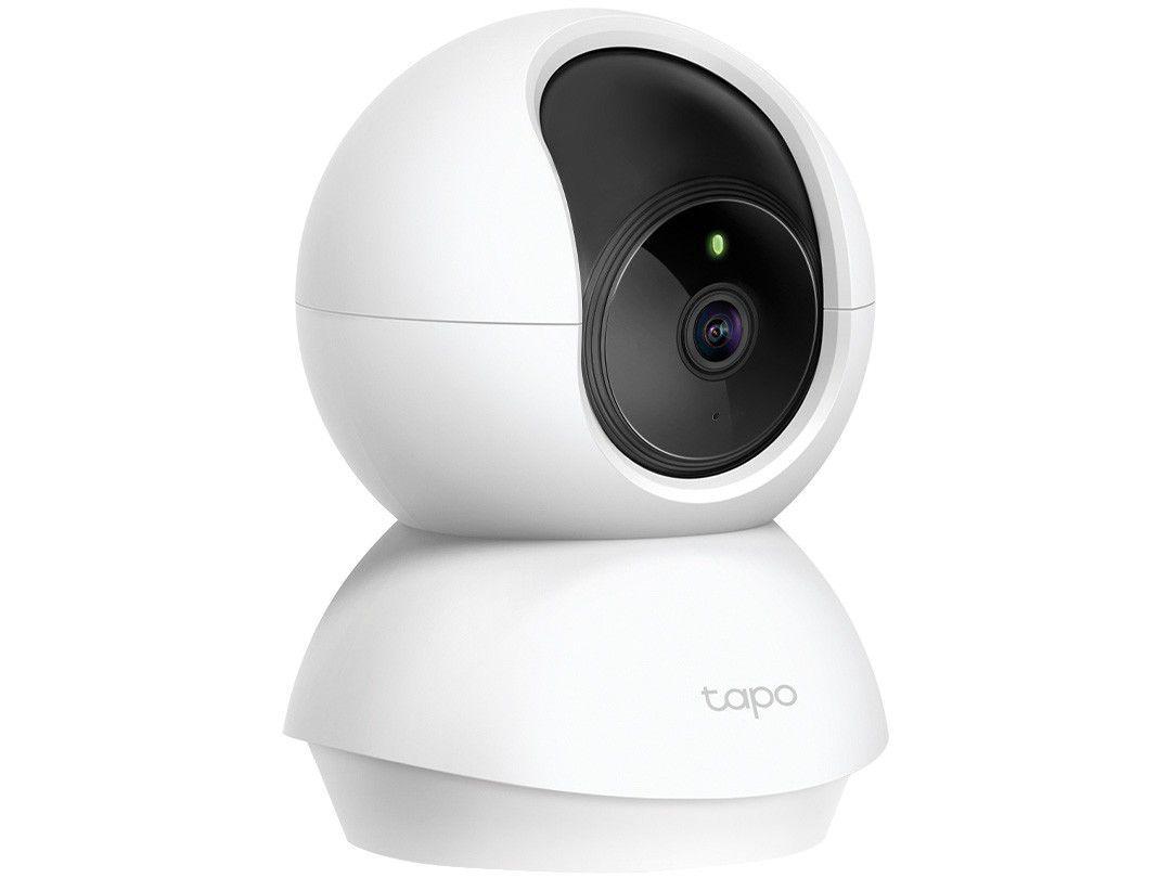 Câmera de Segurança TP-Link Wi-Fi Dome Full HD - Interna Visão Noturna TAPO C200
