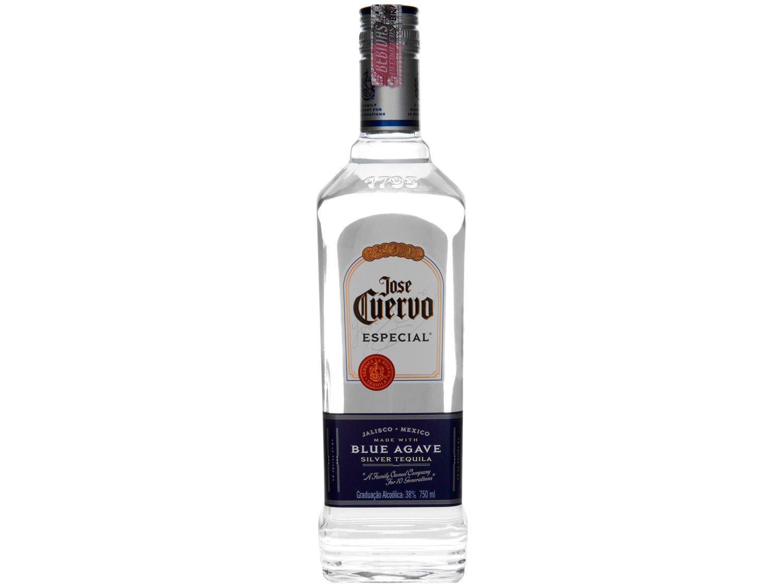 Tequila Jose Cuervo Prata Especial 750ml