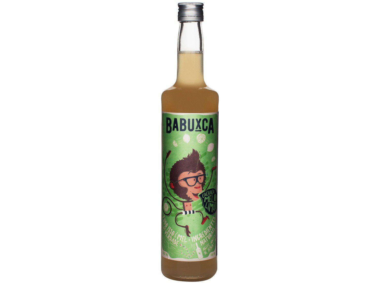 Bebida Mista À Base de Cachaça - Babuxca Limão 700ml