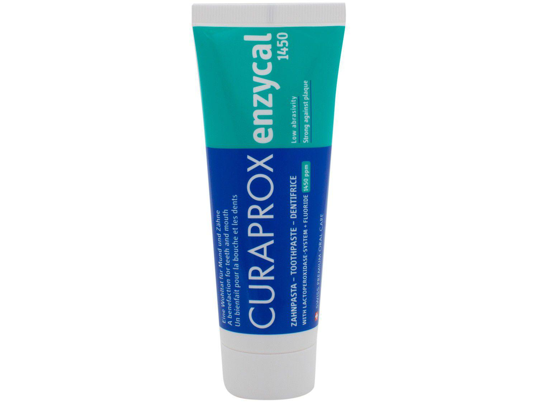 Creme Dental Curaprox Enzycal 1450 - 75g