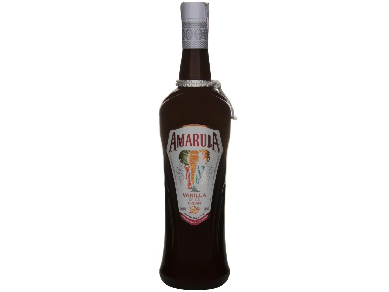 Licor Cream Amarula Baunilha e Gengibre - Vanilla Spice 750ml