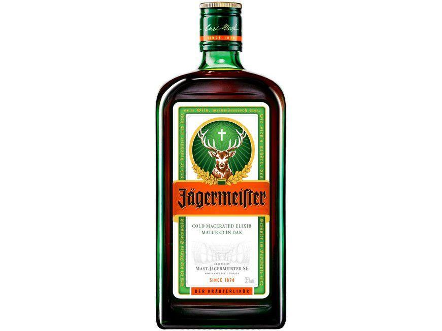 Licor Jägermeister Original 700ml