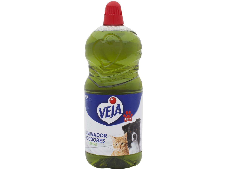 Eliminador de Odores Veja Pets Herbal - 2L