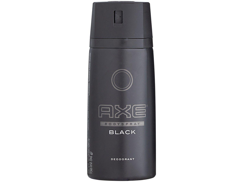 Desodorante Axe Bodyspray Black Aerossol - Antitranspirante Masculino 150ml