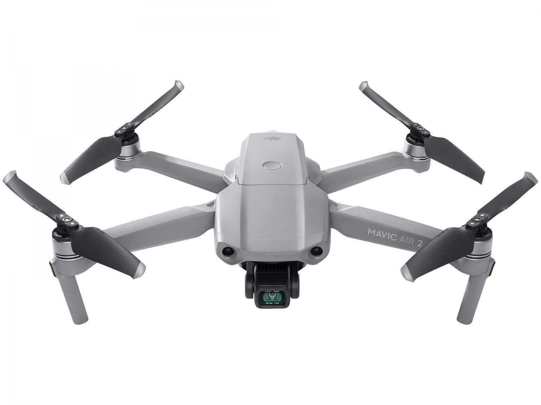 Mavic Air 2 Fly More Combo DJI com Câmera 4K - com Controle Remoto Cinza