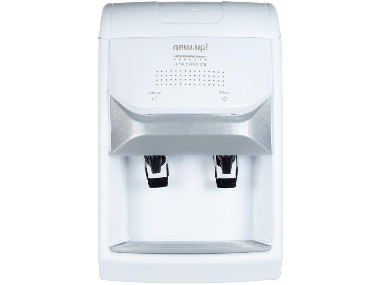 Purificador de Água Newup Refrigerado - por Compressor Branco New Evidence