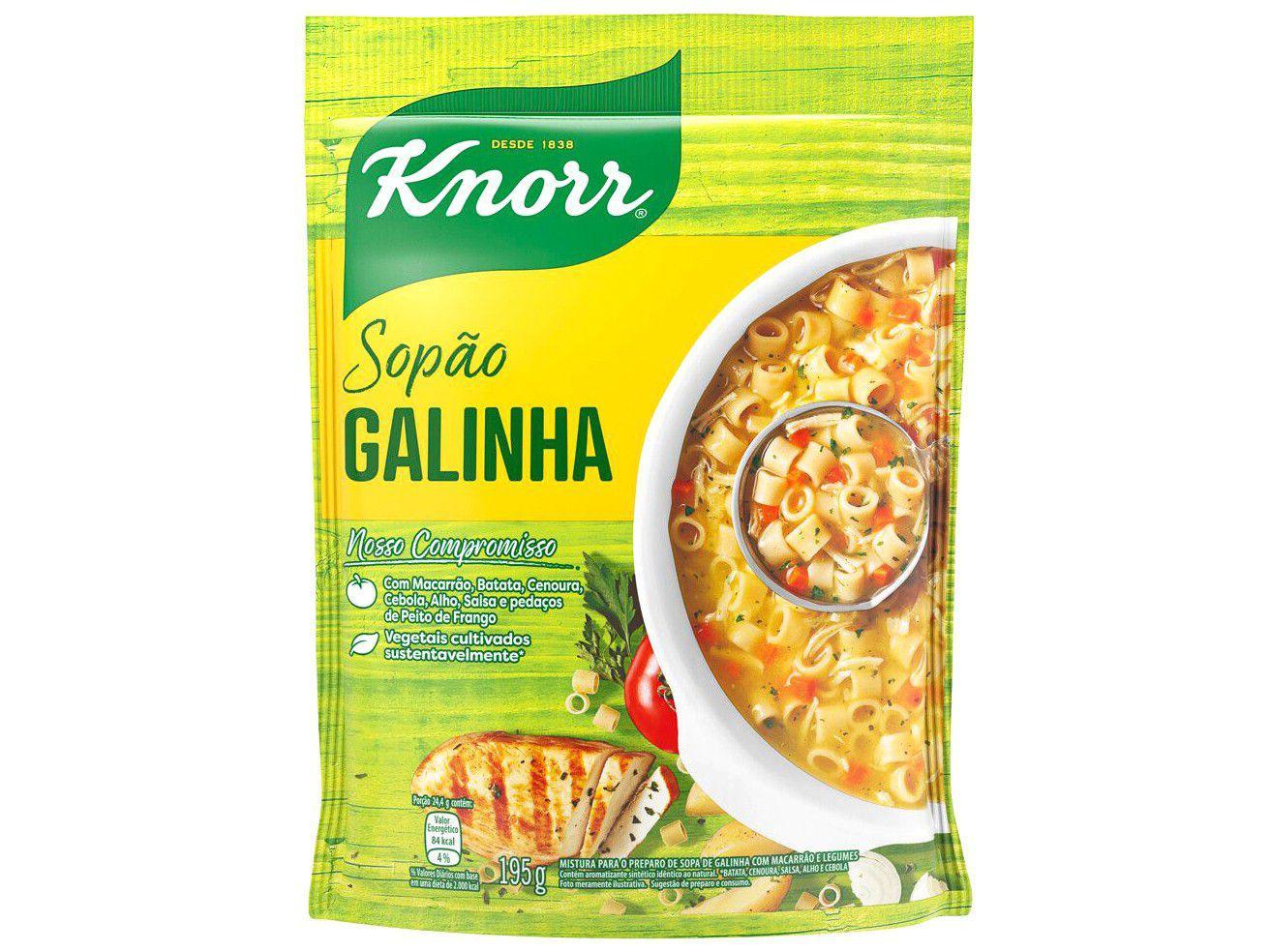 Canjão Galinha Knorr - 195g
