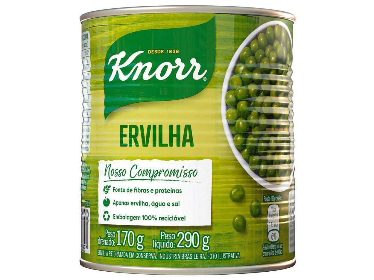 Ervilha em Conserva Knorr - 170g
