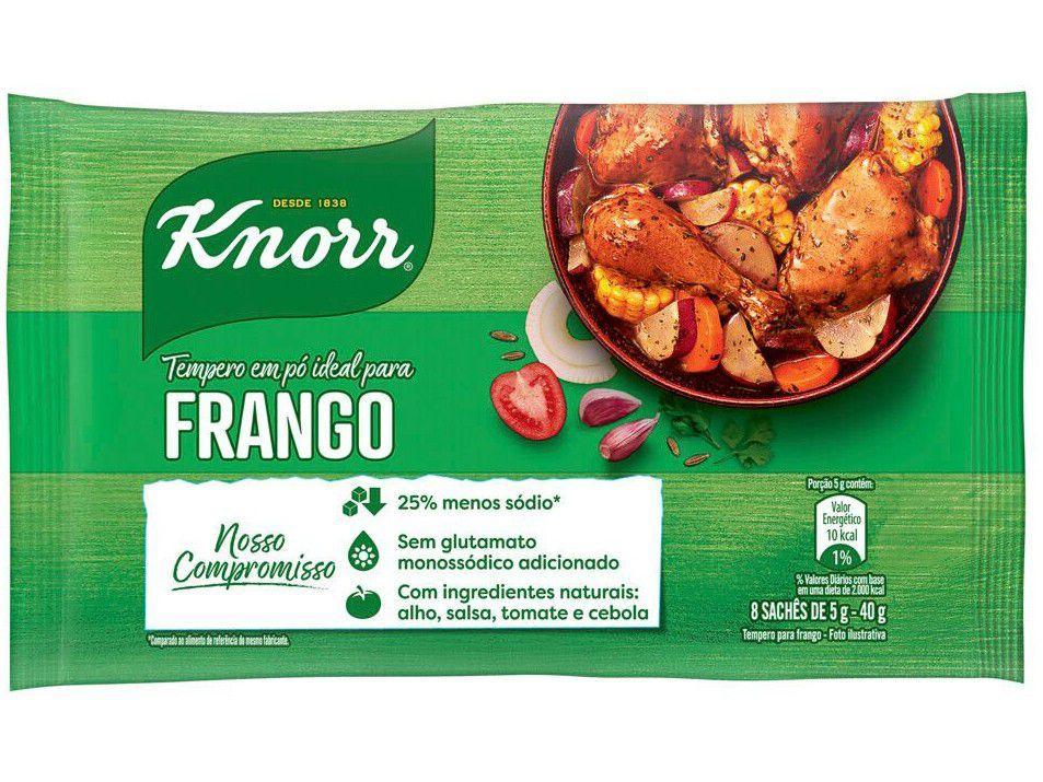 Tempero Frango Knorr - 40g