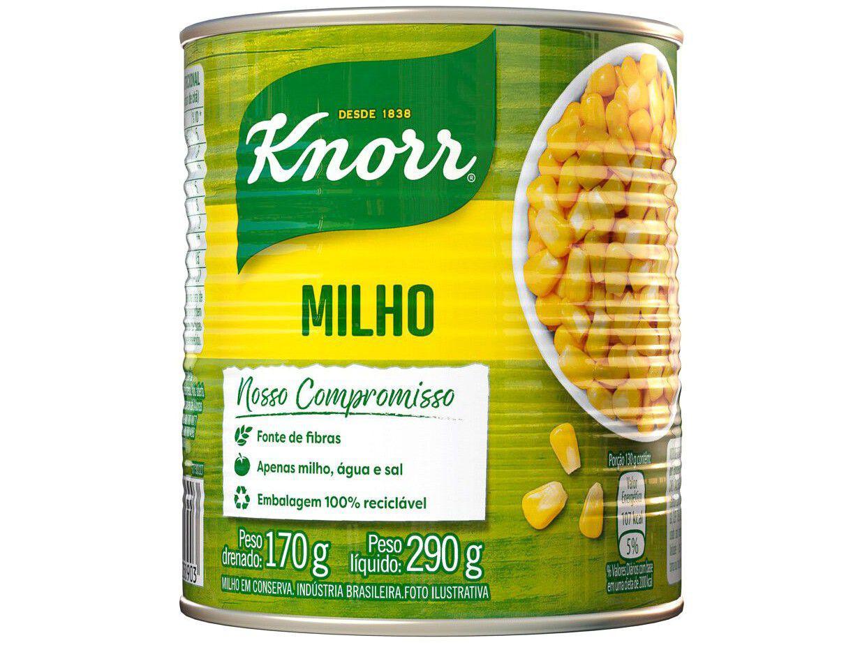 Milho em Conserva Knorr - 170g
