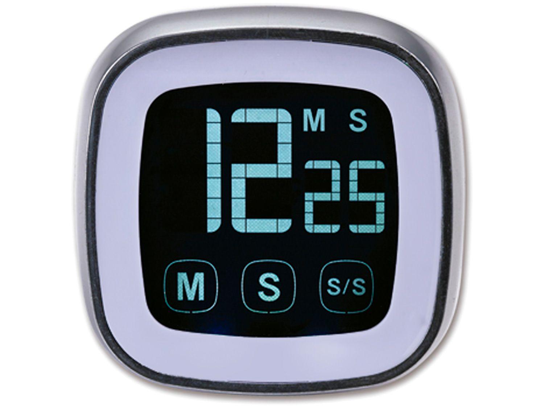 Timer de Cozinha Digital 60 Minutos - Ghidini Digital Daily
