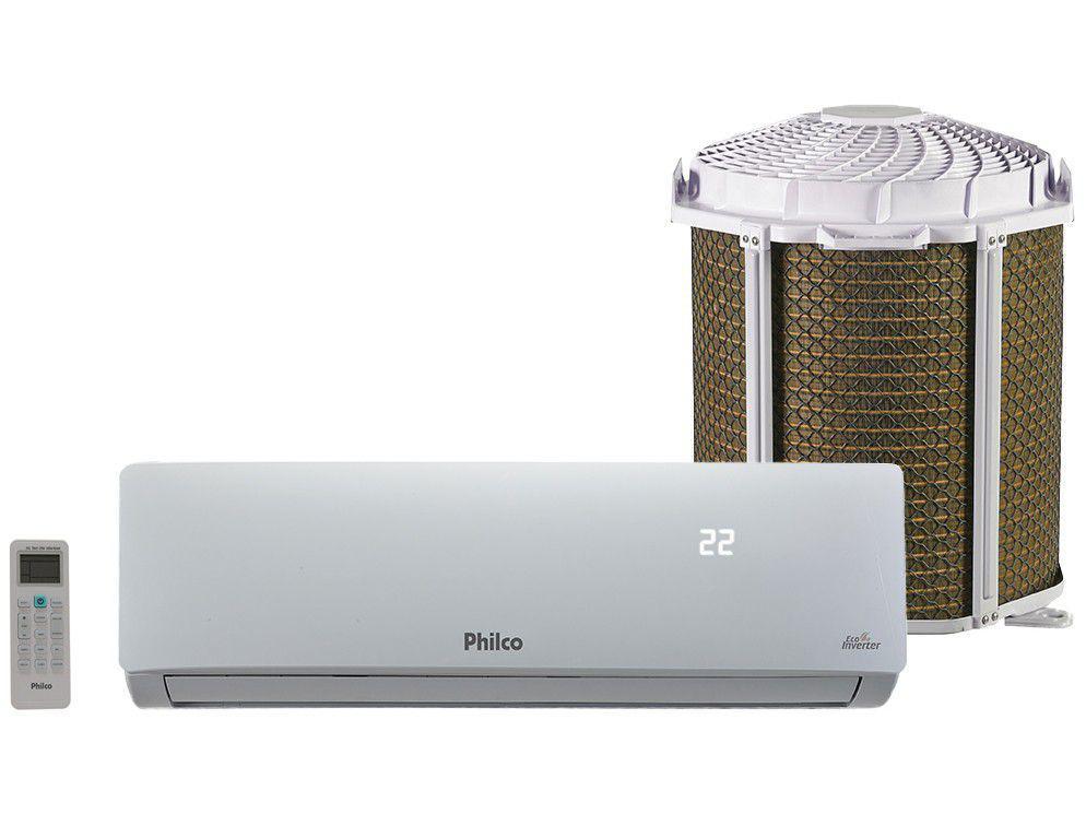 Ar-condicionado Split Philco Inverter 9.000 BTUs - Quente e Frio 9000ITQFM9W