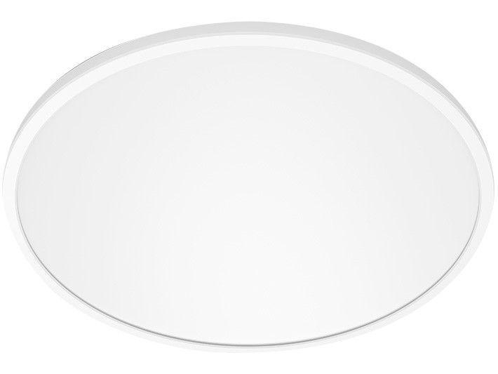 Plafon de Sobrepor Redondo Branco com Lâmpada - Integrada LED 22W Philips CL550 Super Slim