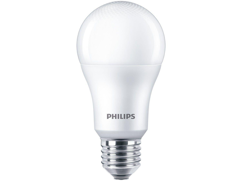 Lâmpada LED Bulbo Philips 4,5W Amarela E27 - 3000K