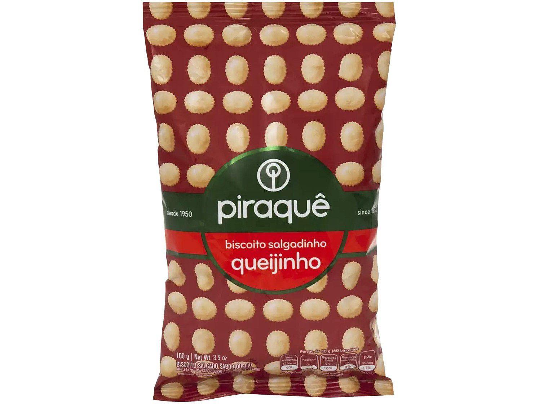 Biscoito Salgado Queijinho Piraquê 100g