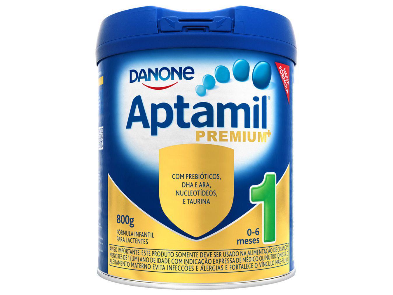 Fórmula Infantil Aptamil Original Premium+ 1 - 800g