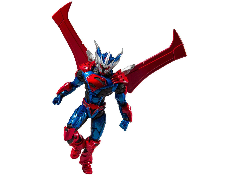 Boneco Superman Unchained Armor 19cm - DC Multiverse
