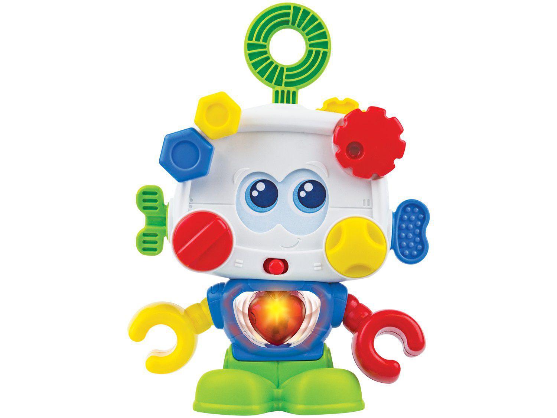 Robô de Atividades Winfun Baby Robô