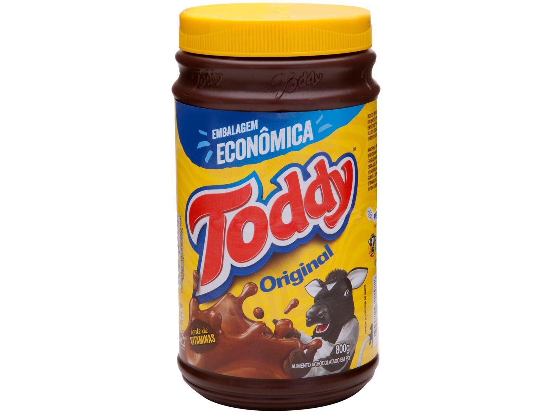 Achocolatado em Pó Chocolate Toddy Original - 800g