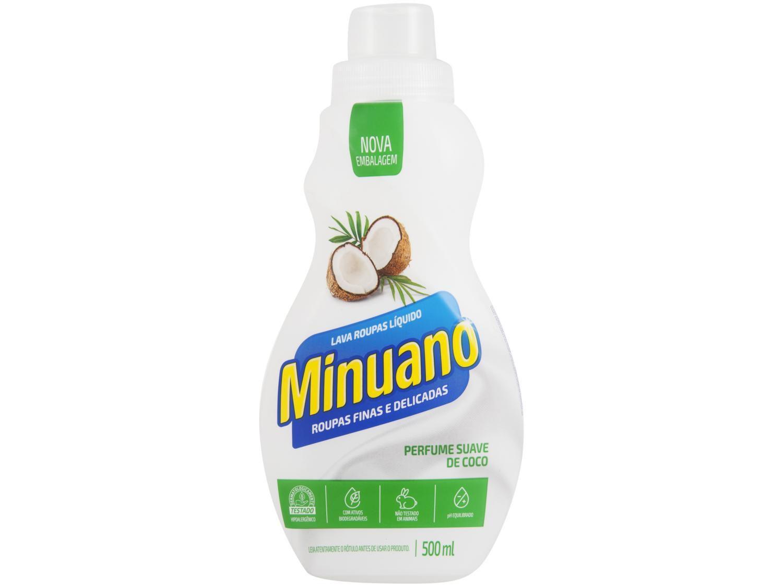 Sabão Líquido Minuano Coco 500ml
