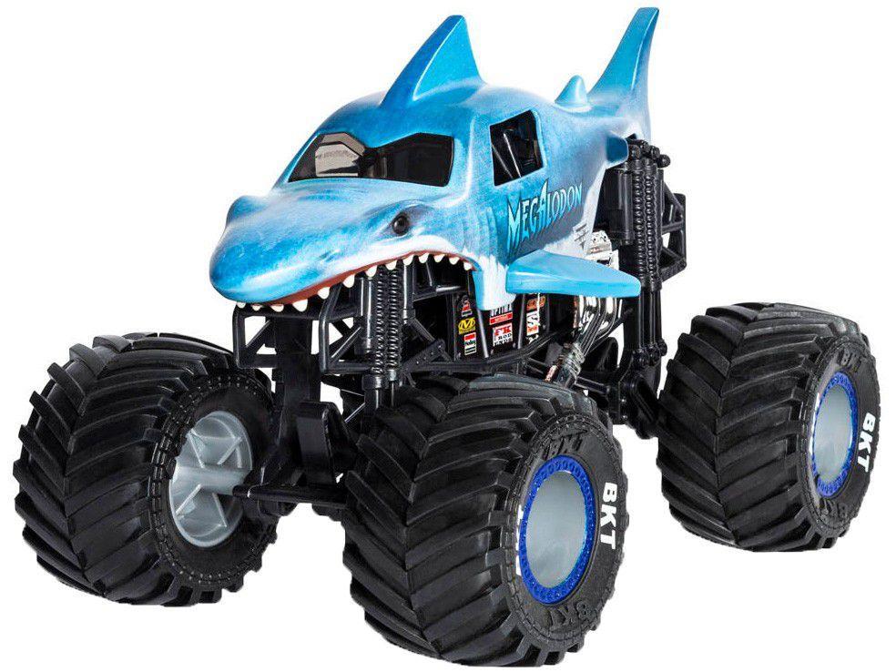 Carrinho Monster Jam Sunny Brinquedos