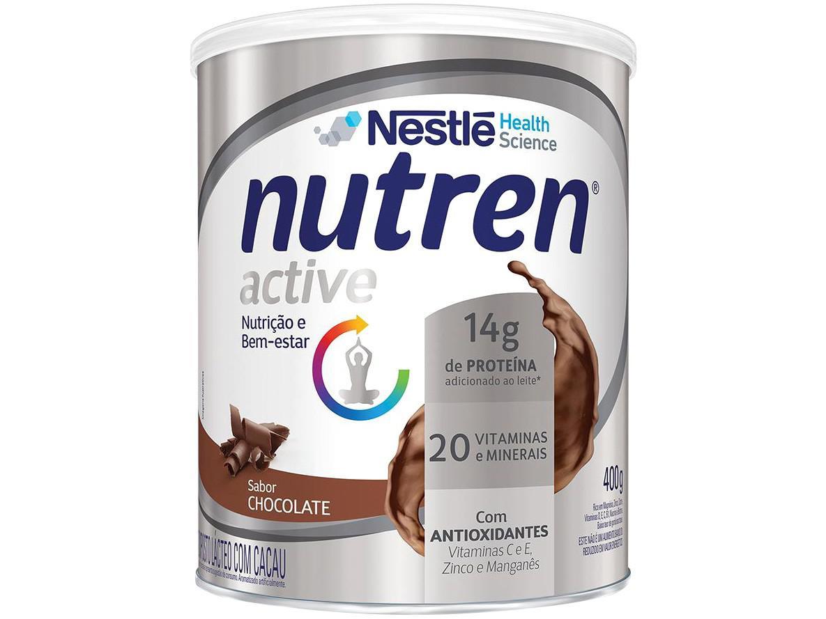 Suplemento Alimentar Nutren Active Chocolate - 400g