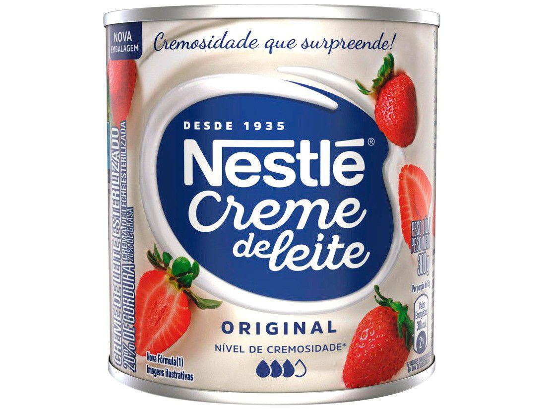Creme de Leite Tradicional 300g Nestlé