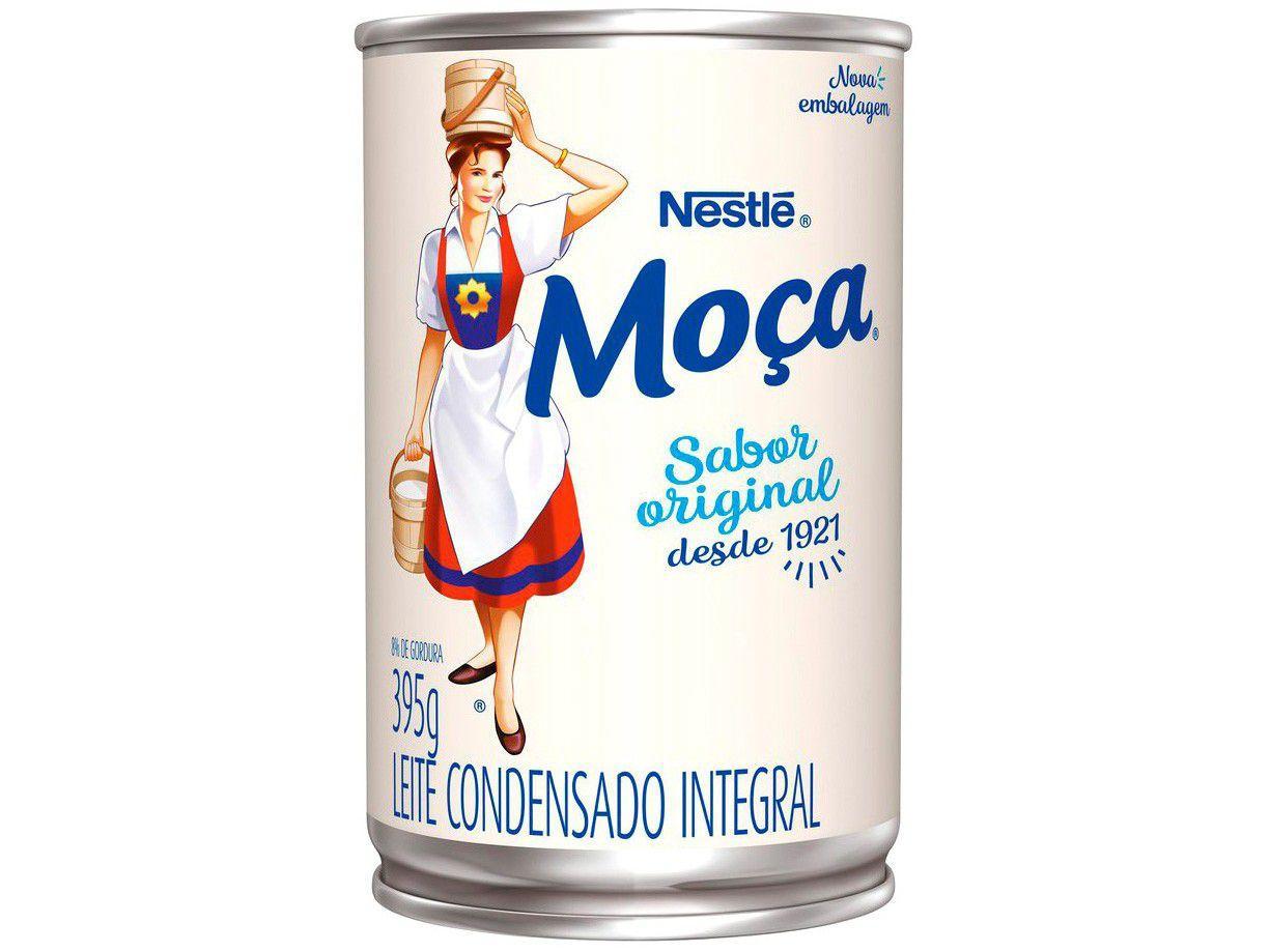Leite Condensado Nestlé Moça Original Lata 395g