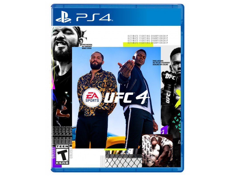 UFC 4 para PS4 EA Sports