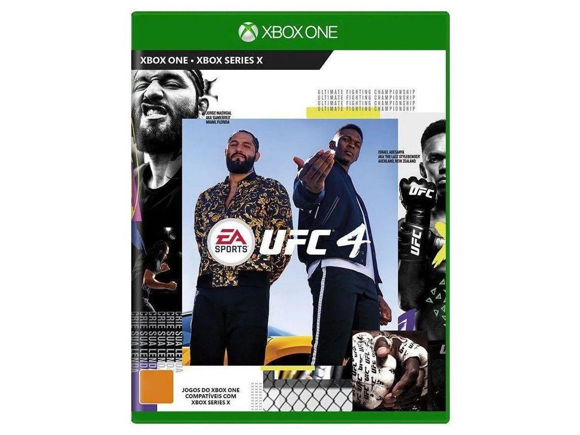 UFC 4 para Xbox One EA Sports