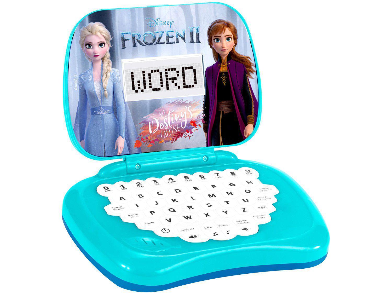 Laptop Infantil Frozen Musical - Candide