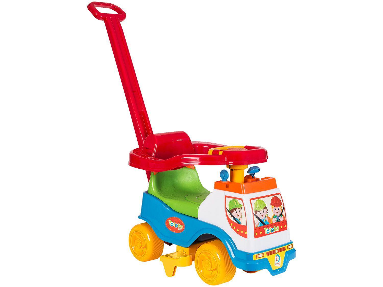 Andador Infantil Totoka Plus de Empurrar - Cardoso Toys