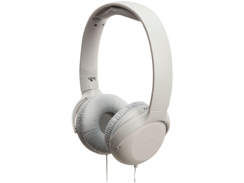 Headphone Philips Série 2000 - TAUH201WT/00 com Microfone Branco