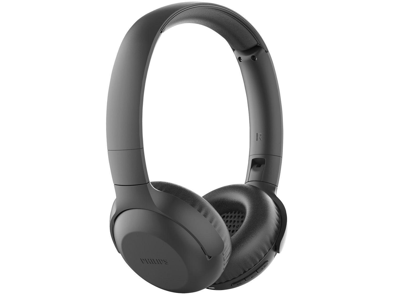 Headphone Bluetooth Philips Série 2000 - TAUH202BK/00 com Microfone Preto