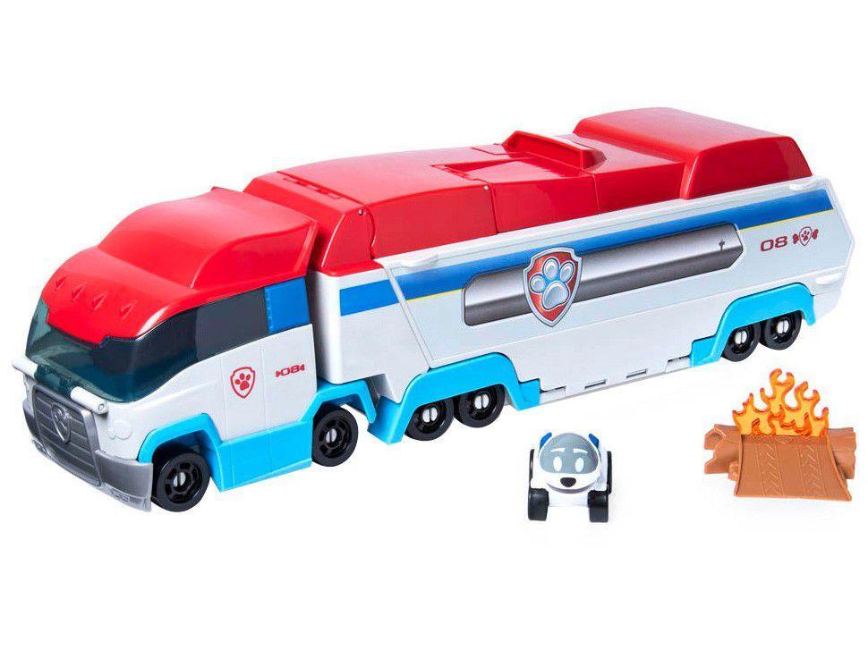 Playset Ônibus Patrulheiro Sunny Brinquedos - 2 Peças