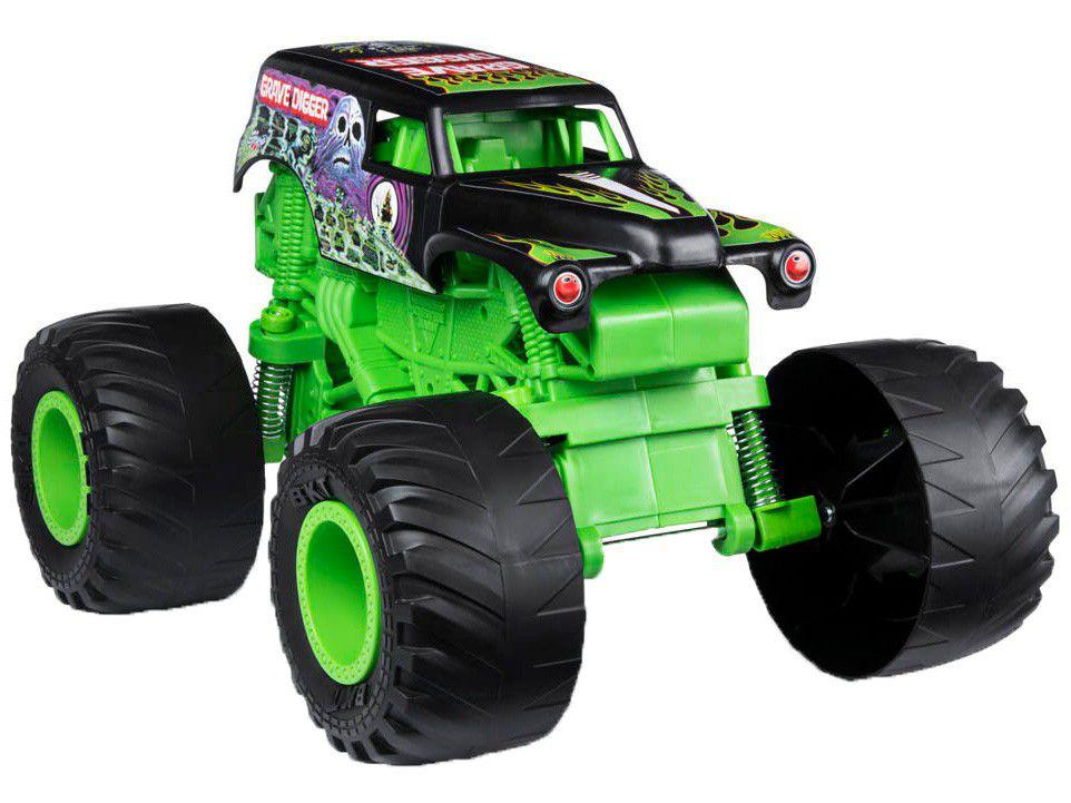Carrinho Monster Jam - Sunny Brinquedos