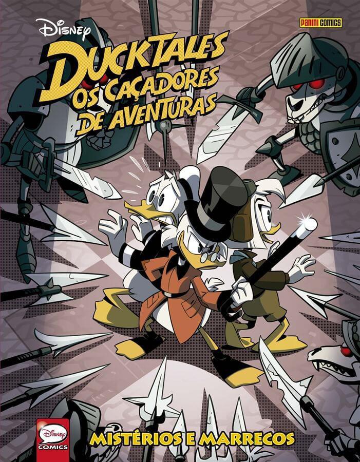 Ducktales: Os Caçadores de Aventuras Vol.02 - Mistérios e Marrecos