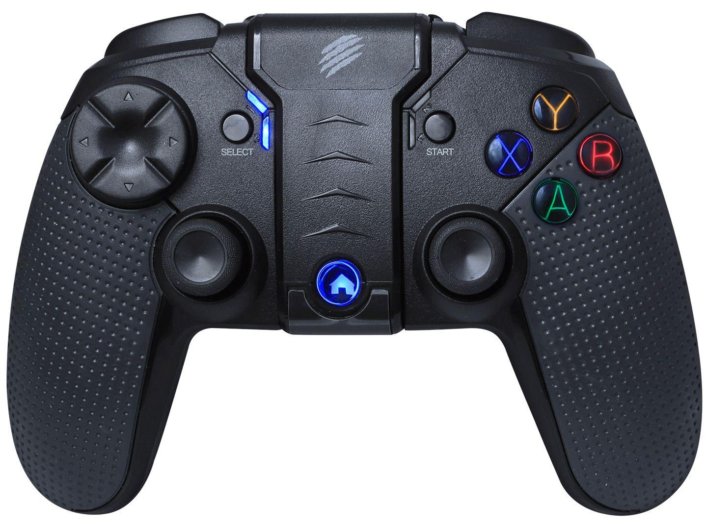Gamepad/Controle para Celular para Android - PC Bluetooth OEX Game GD200 Legend