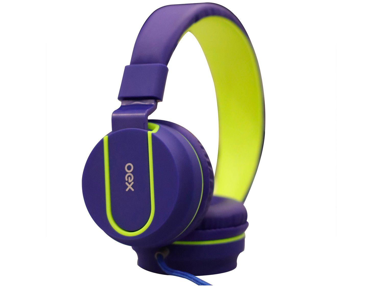 Headset OEX Teen - HS107 Fluor