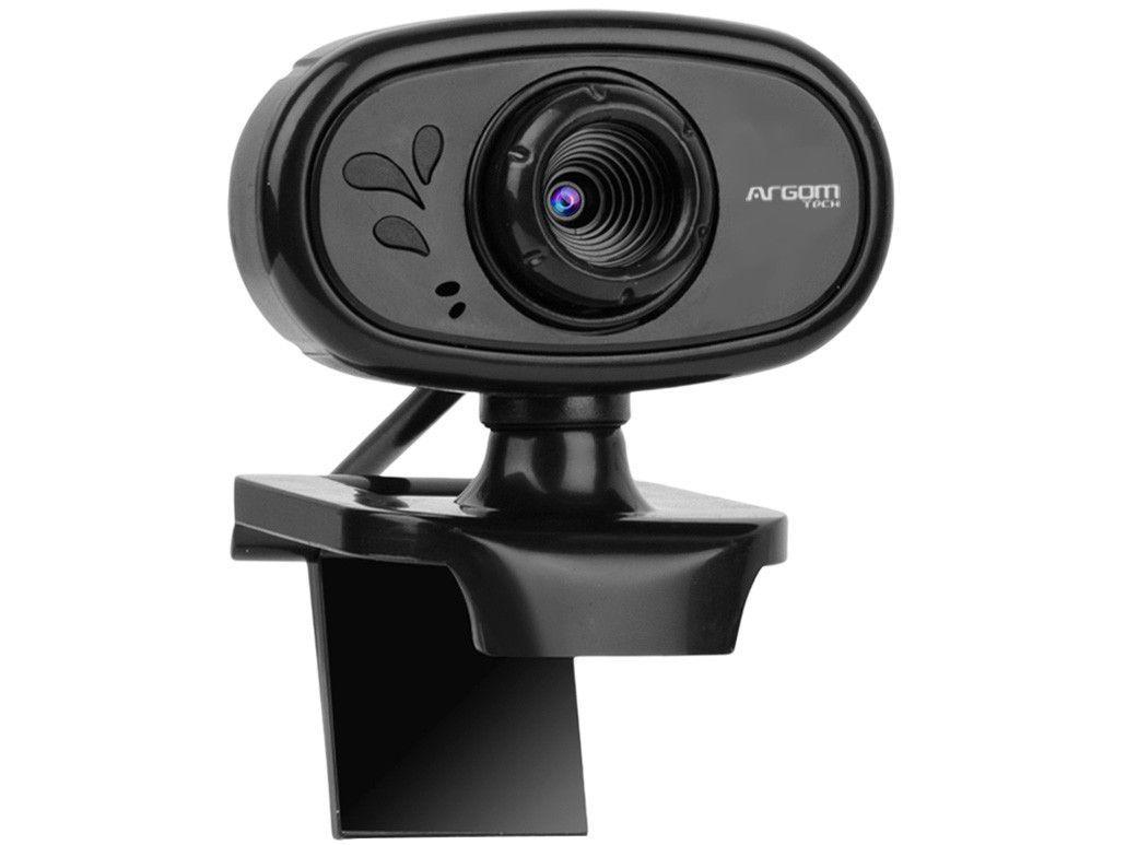 Webcam HD Argom CAM20 720MP - com Microfone